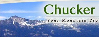 Chucker Twining - Your Mountain Property Specialist